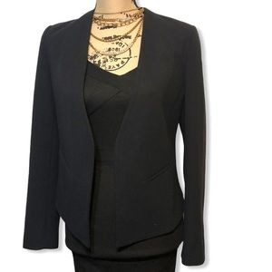 TopShop double breasted open blazer